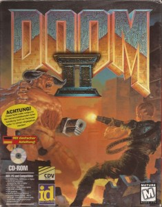 Doom 2 Originalverpackung
