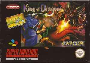 King of Dragons OVP SNES PAL