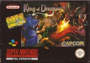 King of Dragons OVP SNES PAL