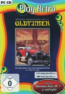 PLAY RETRO Oldtimer