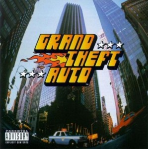 Grand Theft Auto GTA 1 Cover