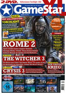 GameStar XL 4/2013 mit DSA Schicksalsklinge und Torchlight