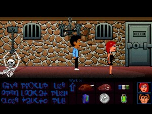 Maniac Mansion Deluxe Screenshot 3