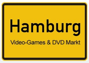 Retro Spiele Markt in Hamburg
