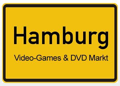 Retro Spiele Markt in Hamburg