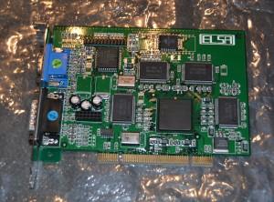 ELSA Victory Erazor PCI 4MB Riva128