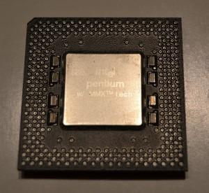 Intel Pentium 233 MMX