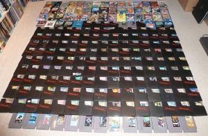 NES-Spiele Sammlung